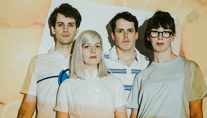 "Alvvays announce new album 'Antisocialites'; Hear the first single ""In Undertow"" now!"