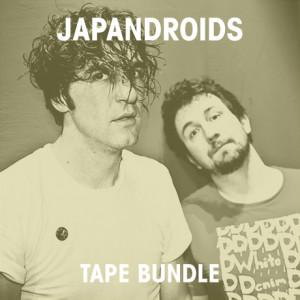 Pick 2 Japandroids Tapes Bundle