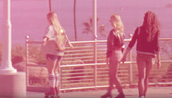 "Beach Slang Shares Retro Video For ""Spin The Dial"""