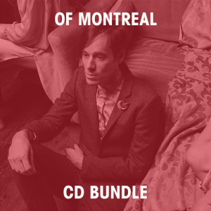 Pick 5 of Montreal CDs Bundle
