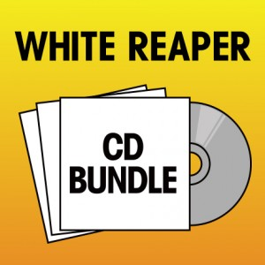 Pick 2 White Reaper CDs Bundle