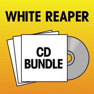 Pick 2 White Reaper CDs Bundle