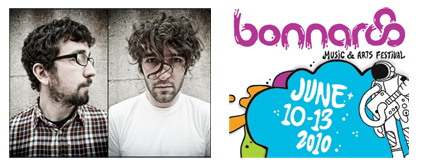 Japandroids To Play Bonnaroo!