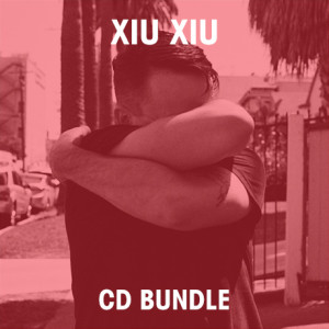 Pick 2 Xiu Xiu CDs Bundle