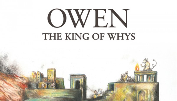Stream Owen's New Album The King of Whys In Full