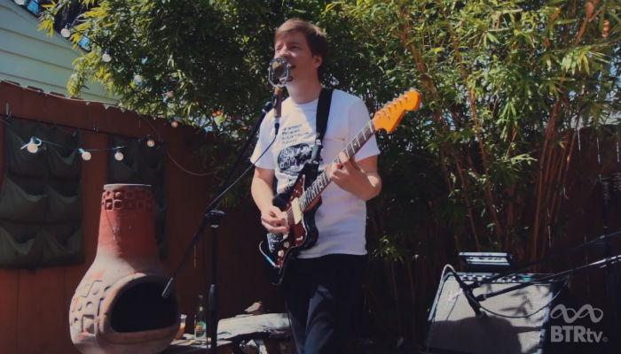 Fred Thomas Performs for BreakThru Radio at SXSW