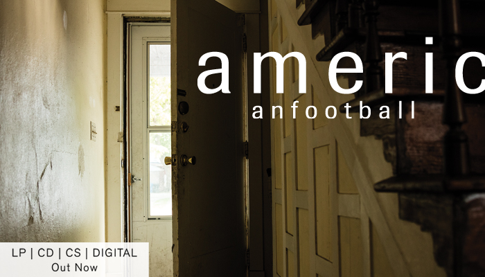 American Football's long-awaited second album out now