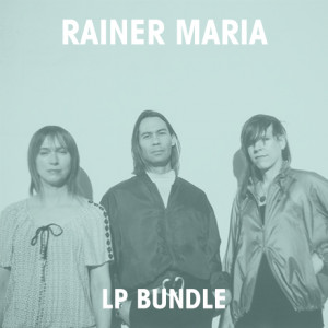 Pick 3 Rainer Maria LPs Bundle