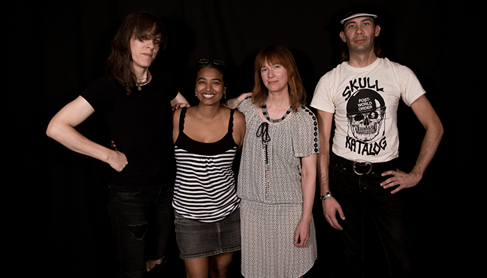 Rainer Maria stops by WFUV for a live in-studio performance