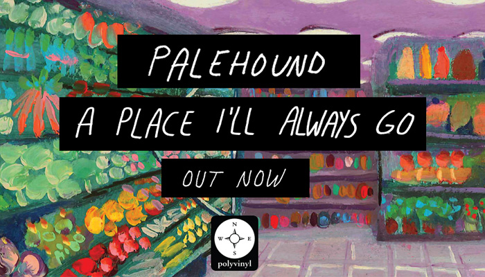 "Palehound's Stellar Album ""A Place I'll Always Go"" Available Now!"