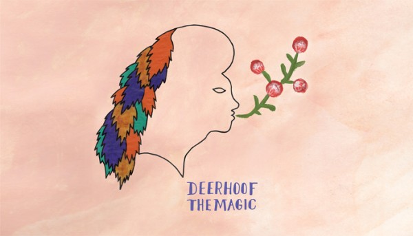 Pre-Order New Deerhoof Album - The Magic | Stream