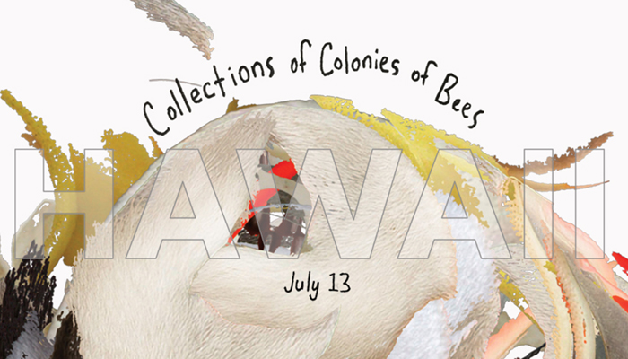 "Collections of Colonies of Bees announce new album HAWAII + Stereogum premieres ""Ruins"""