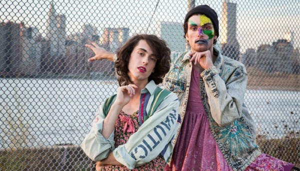 PWR BTTM Shares New Lyric Video For