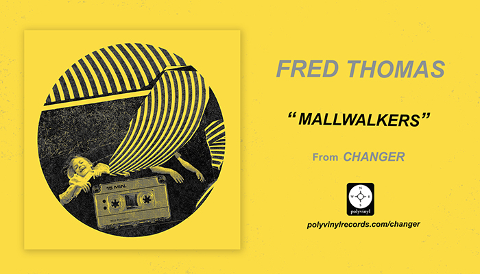 """Fred Thomas Shares New Track """"Mallwalkers"""""""