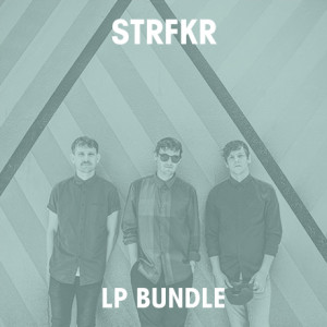 Pick 3 STRFKR LPs Bundle