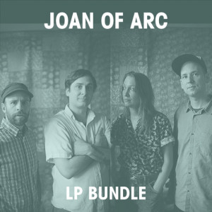 Pick 3 Joan of Arc LPs Bundle