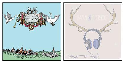 NEW RELEASE: Deerhoof's Reveille LP Re-issue & DeerBazan 7