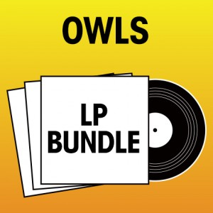 Pick 3 Owls LP Bundle