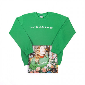 Crushing  Crushing Crew Neck Sweatshirt