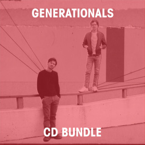 Pick 2 Generationals CDs Bundle