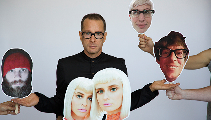Matt Sharp of The Rentals Chats with Entertainment Weekly