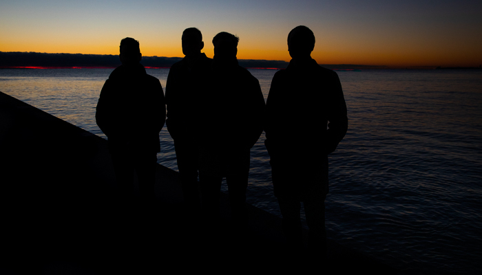 "American Football announce LP3, out March 22, listen to ""Silhouettes"