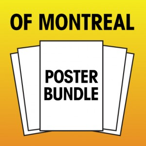 Pick 5 of Montreal Posters Bundle