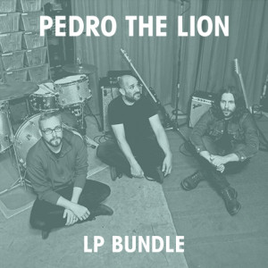 Pick 3 Pedro The Lion LPs Bundle