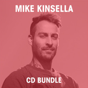 Pick 3 Mike Kinsella CDs Bundle