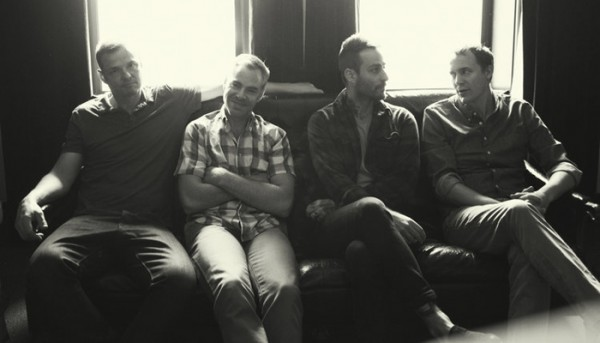 "American Football Share New Track ""Give Me The Gun"""