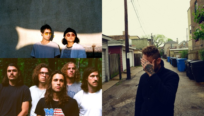 ​Justus Proffit & Jay Som, Post Animal, Owen and more kick off tours this weekend