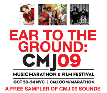 Polyvinyl Bands Featured on CMJ Sampler