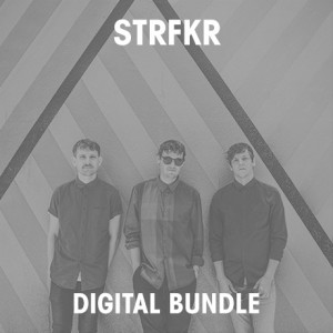 Pick 3 STRFKR Digital Bundle