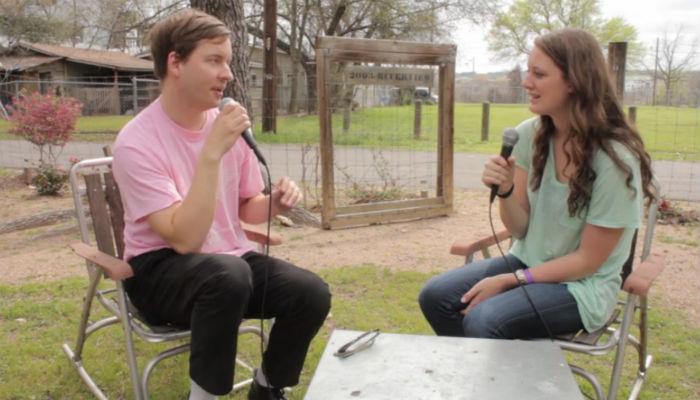 Paste Interviews Fred Thomas at SXSW