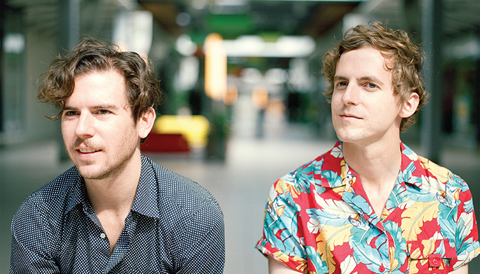 First Listen: Generationals - Alix on Noisey