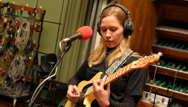 Julia Jacklin Featured On BBC Radio 1 Session
