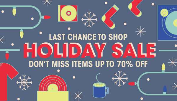 !!! LAST weekend of the HOLIDAY SALE !!!