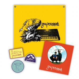 Grapetooth  Flag  3 Patch Set