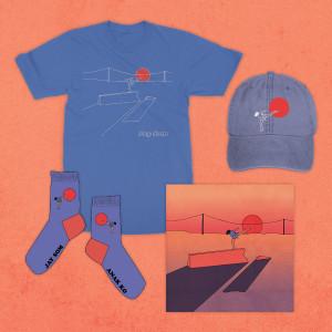 Anak Ko  T-Shirt  Hat  Socks