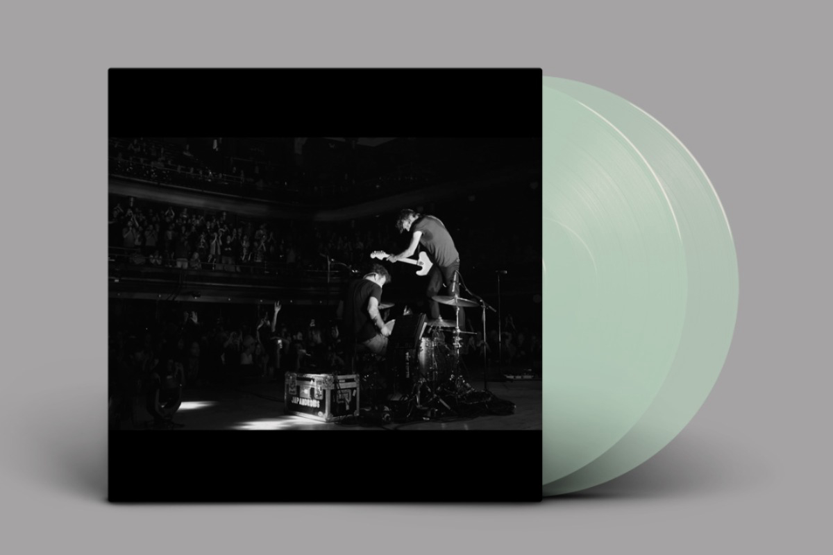 Pre-order Japandroids's new live album Massey Fucking Hall
