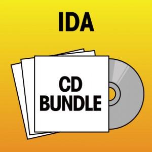Pick 2 Ida CDs Bundle