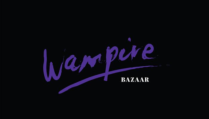 OUT NOW! Wampire - Bazaar // Announces UK & Euro Tour