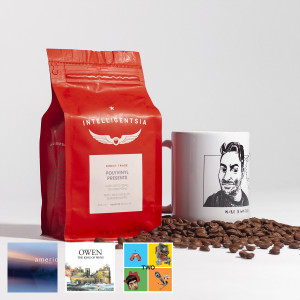 Mugshots Mike  Good Coffee For All You Good People Polyvinyl x Intelligentsia  LP