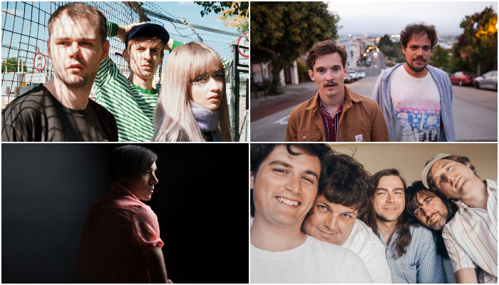 ​So ! Many ! Tours ! Kero Kero Bonito, Antarctigo Vespucci, Shy Boys, of Montreal, and Jay Som on the road