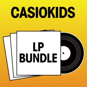 Pick 2 Casiokids LPs Bundle