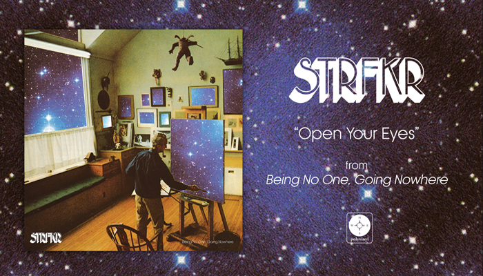 "STRFKR Share New Song ""Open Your Eyes"""
