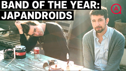 SPIN Names Japandroids Band of the Year!