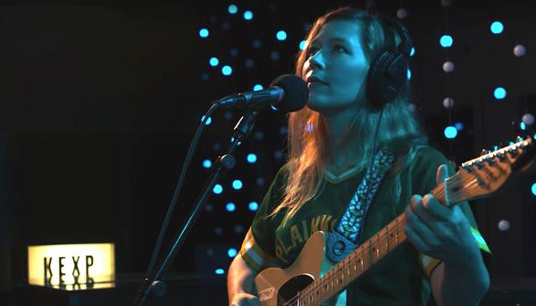 Watch Julia Jacklin's stirring KEXP live session