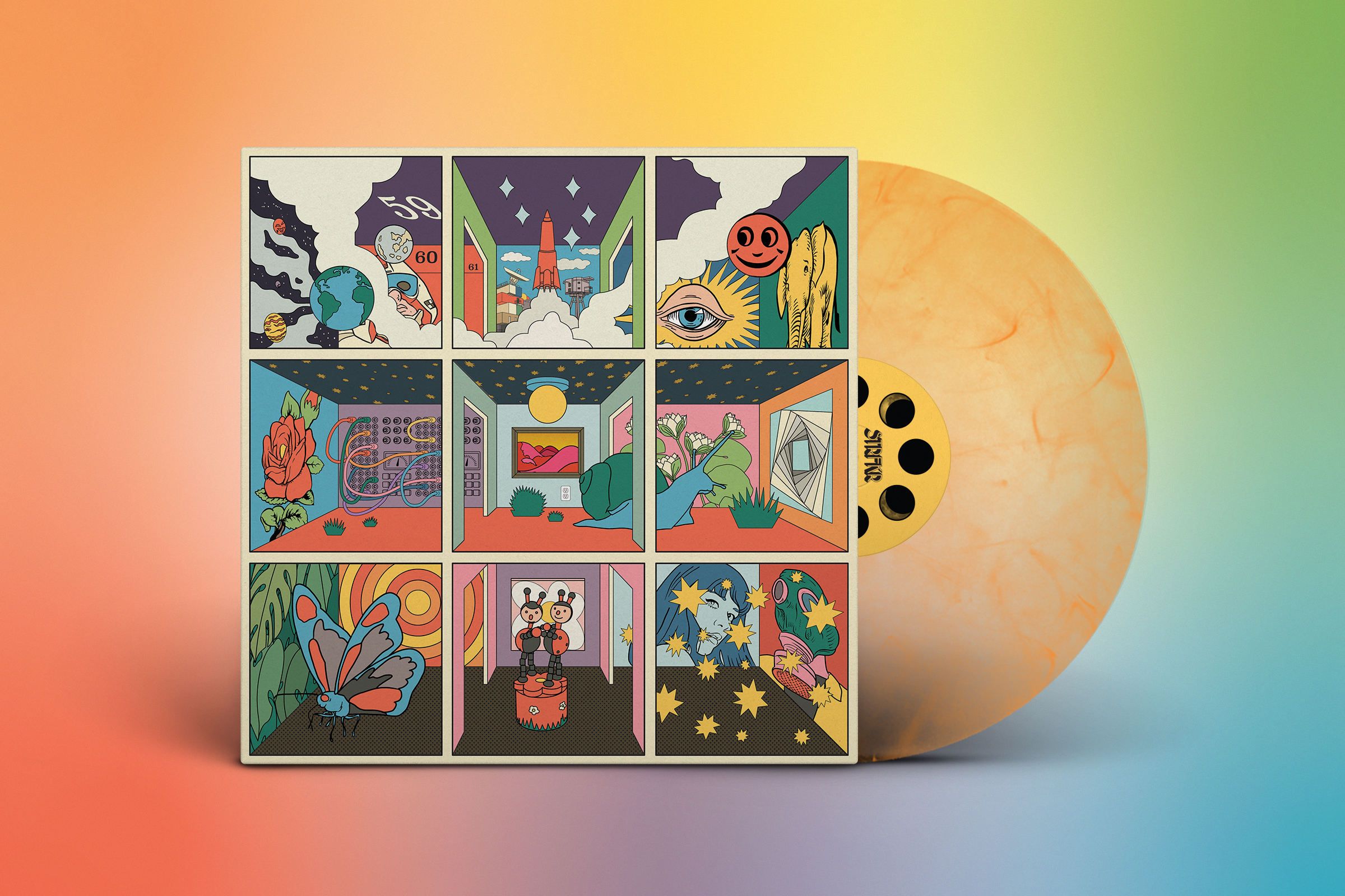 STRFKR surprise release their new album Future Past Life