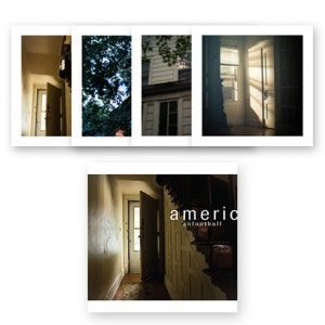 American Football LP2  Chris Strong Art Prints